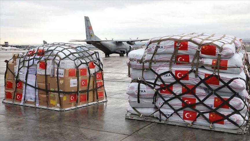 مساعدات-تركية-لمواجهة-كورونا